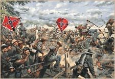 The Emmitsburg Road by Don Troiani Limited Edition Civil War Print