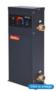 Raypak Spa Pak 11KW ELS 1102 2 Electric 240 Volt Spa & Hot Tub Heater