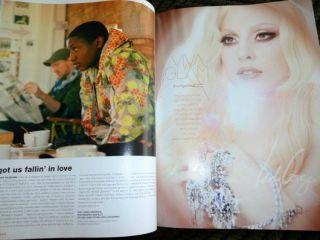 Magazine 311 2011 Nicki Minaj Jessica Stam Hedi Slimane Yamamoto