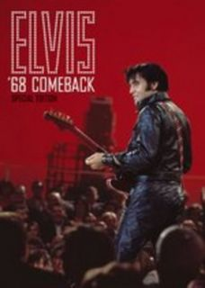 Elvis 68 Comeback Special New DVD