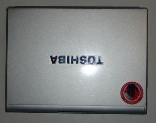 Toshiba Portégé R500 11z 12 1 1 33 GHz Laptop Docking Station