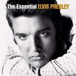 ELVIS PRESLEY ESSENTIAL ELVIS NEW CD
