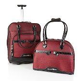 Travelers Choice U.S. Traveler RIO Expandable 2 piece Luggage Set in