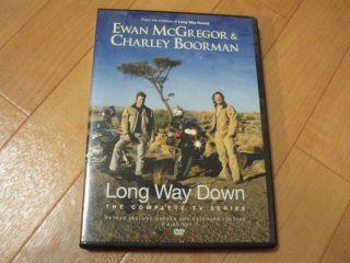 Way Down Complete Series 2 DVD Set Region 0 PAL EU Ewan McGregor 2007