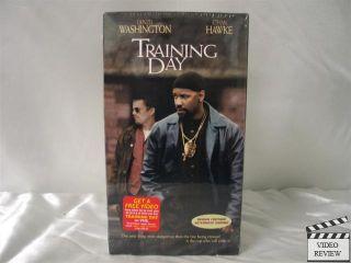 Training Day VHS New Denzel Washington Ethan Hawke 085392196234