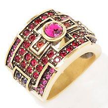 heidi daus classic edition crystal cigar ring $ 39 95