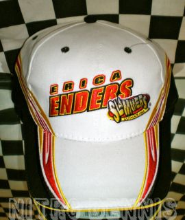 NHRA Erica Enders Pro Stock Slammers Ultimate Milk Collectable Hat