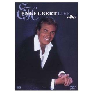 Engelbert Humperdinck Live in Concert DVD 22 Songs