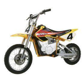 Razor MX 650 Electric Motocross Dirt Rocket Bike New