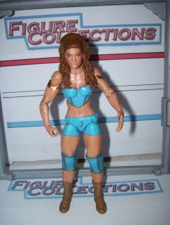 WWE Wrestling Mattel Basic Series 11 Eve Torres Figure