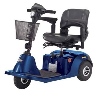 Drive Medical Daytona GT 3 Wheel Electric Power Wheelchair Mobility