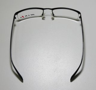 518 White Gray Vision Care Ophthalmic Eyeglasses Glasses Frames