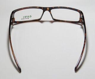 TONY 59 17 140 TORTOISE FULL RIM VISION CARE EYEGLASSES/GLASSES/FRAMES