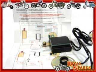 Genuine Royal Enfield Electronic Ignition Kit 145770