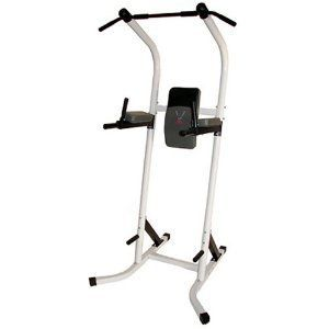 Tower Pullup Dip Multi Station Pull Up Home Gym Exercise Equipment NEW