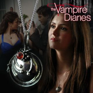 Elenas Vervain Necklace The Vampire Diaries Free Vervain