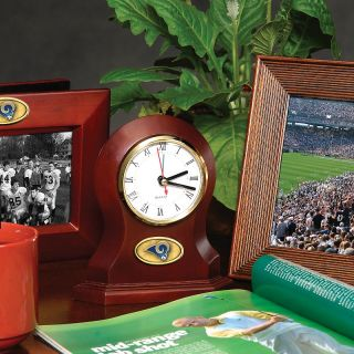 105 5486 team desk clock st louis rams nfl rating be the first to