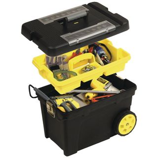 106 0819 stanley tools mobile tool chest note customer pick rating 5 $