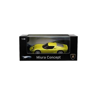 107 1477 mattel hot wheels yellow lamborghini miura concept car rating