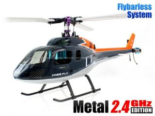helicopter ESky Honey Bee CT Flybarless 3 blade RC Helicopter 2 4GHz