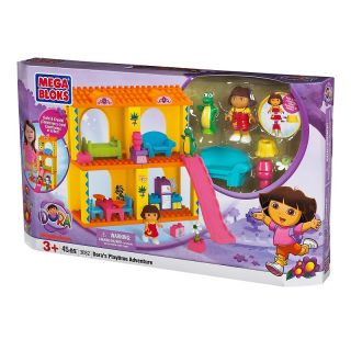 111 1612 dora diego dora s deluxe buildable playset playtime adventure
