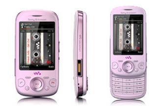 New Unlocked Sony Ericsson W20I Zylo Camera Phone Pink