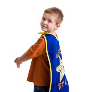 Childs Kids Super Hero Cape Halloween Costume Party Favor