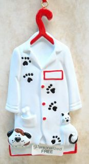 ESI Black Poodle Ornament Dog Personalize Free 21829