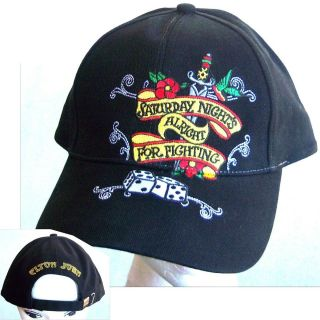 Elton John Saturday Nights Alright for Fighting Baseball Hat Cap New