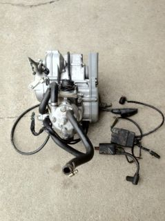 Honda 2003 CR85 cr85 Complete Motor cr 85 cylinder bottom end engine