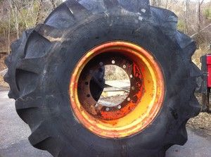 28 1x26 Skidder Tractor Farm Tire