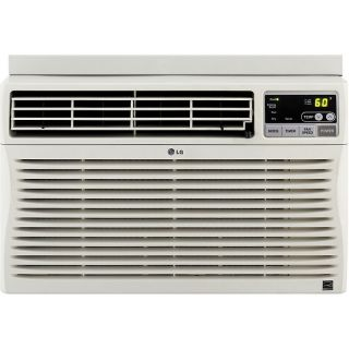 LG 24,500 BTU Window Mounted Air Conditioner with Remote Control at