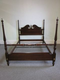 Ethan Allen Georgian Court Poster Bed