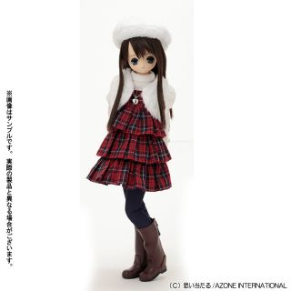 Azone Doll Excute Family Sera Happy Holidays