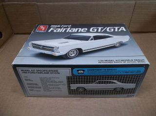 1966 Ford Fairlane GT GTA 1 25 Scale