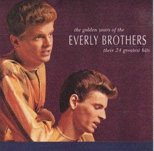 Everly Brothers The Golden Years of 24 Greatest Hits CD