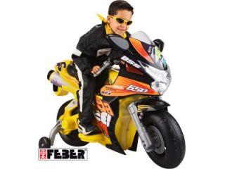 6V Feber Mega Racing Bike Electric Kid Toy Motorcycle
