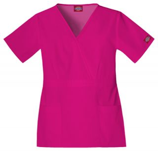 New Dickies Scrubs Tops 815906 Empire Waist Colors B M