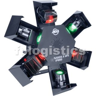 DJ Nucleus Pro 60 Watt LED High Energy Lighting Centerpiece Effect NEW