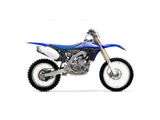 2011 Yamaha YZ450F Two Brothers M2R Full Exhaust Carbon Fiber