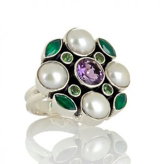 Jewelry Rings Gemstone Nicky Butler 1.90ct Cultured Freshwater
