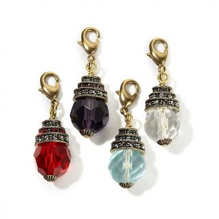 207 784 heidi daus heidi daus birthstone color crystal dangle charm