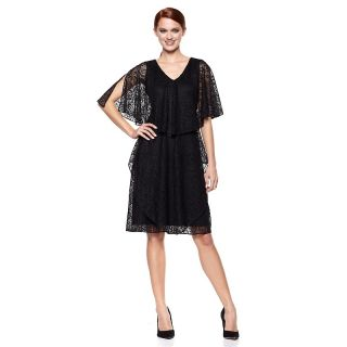 210 698 vicky tiel black lace caftan dress rating be the first to