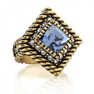 214 473 heidi daus tailored brilliance square ring note customer pick