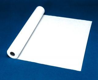 "New Exam Table Paper 18"" x 125' Crepe White"