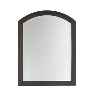 Murray Feiss Modern Country Beveled Mirror in Oil Rubbed Bronze Mirror