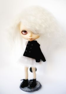 decored everything is handmade by me except tights and boots