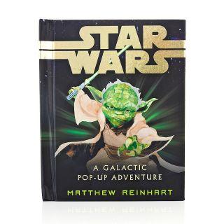 216 561 star wars a galactic pop up adventure book by matthew reinhart