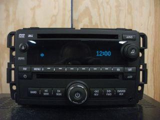 Chevy Silverado Tahoe Factory DVD Video CD Player Radio USB 10 11 12