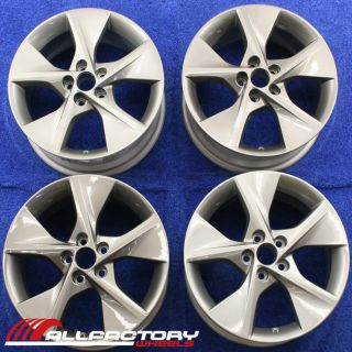 TOYOTA CAMRY 18 2012 12 FACTORY OEM WHEELS RIMS SET 4 FOUR 69605